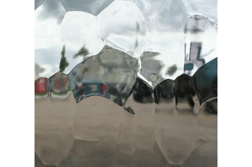 Euro Flemish glass sample