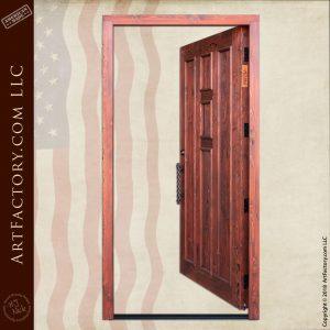 craftsman speakeasy door