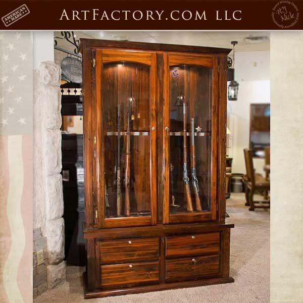 custom display cabinets