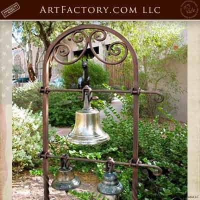 garden and courtyard bells