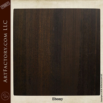 ebony sample