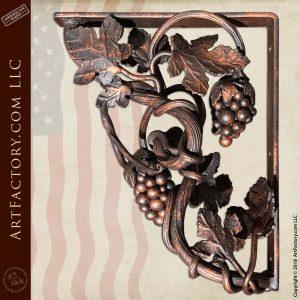 Grapevine Themed Decorati