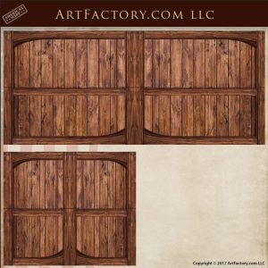 wooden craftsman custom gate