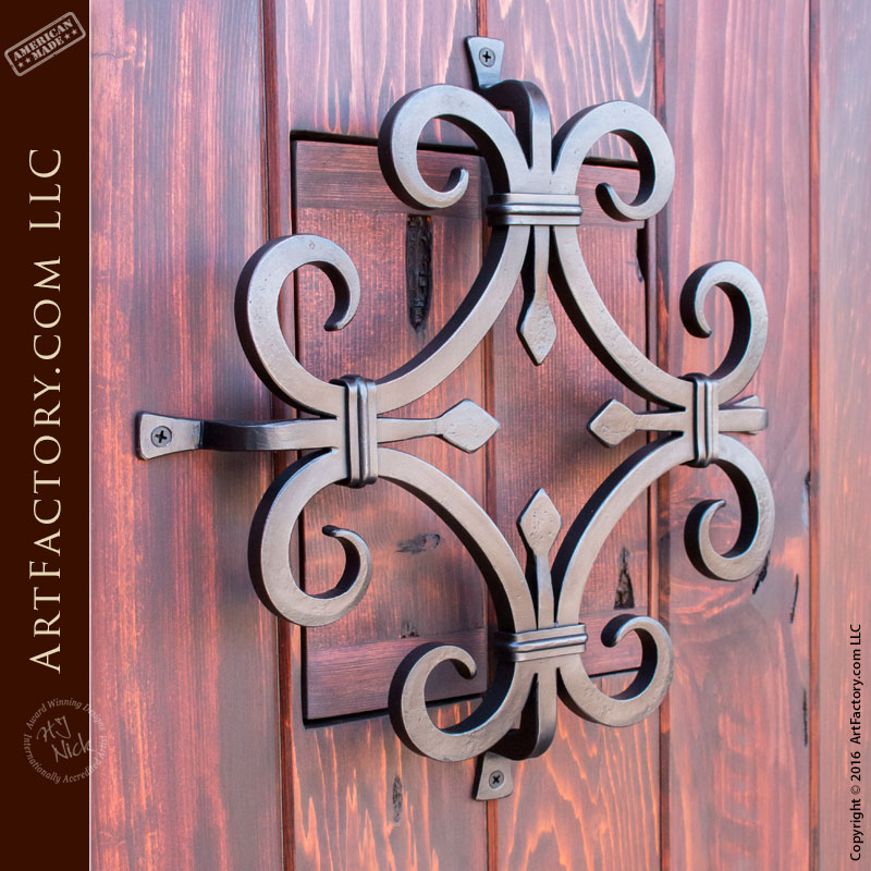 Ornamental Door Grill