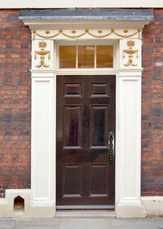 Bon Entrance Door U2013 Design From The Historical Record U2013 2326CDJ
