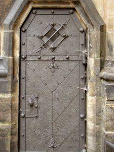 Entry Gate - Castle Eltz Manor Style 18th Century - SIG45