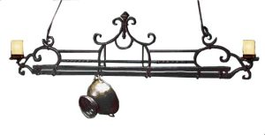 Pot Rack Candelabra - Design From The Historical Record - LC795