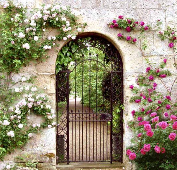 Garden Gate - Harvard Inspired 19th Cen Garden Gates - GG307