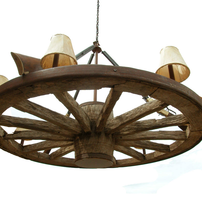 Western Style Winchester Rustic