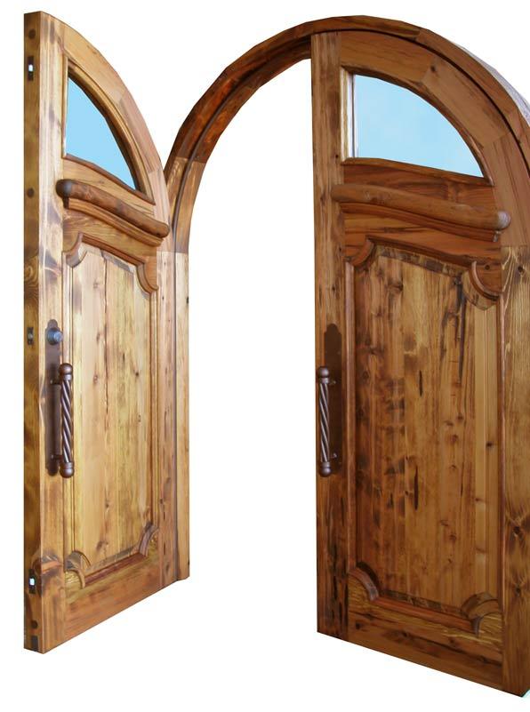 Custom Door, Castle of Ciergnon 19th cen Belgium - 2299AT