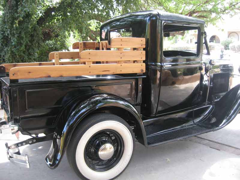 Model A Ford Truck For Sale 1930 Ford Custom Truck Side