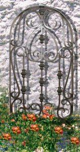Garden Gate  - Nymphenburg Palace 16th Cen -  7007IG