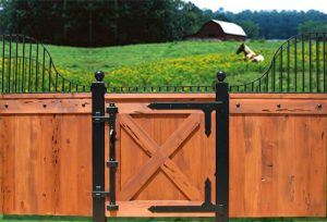 Stable Gates - Designed From The Historical Record -  8500SG