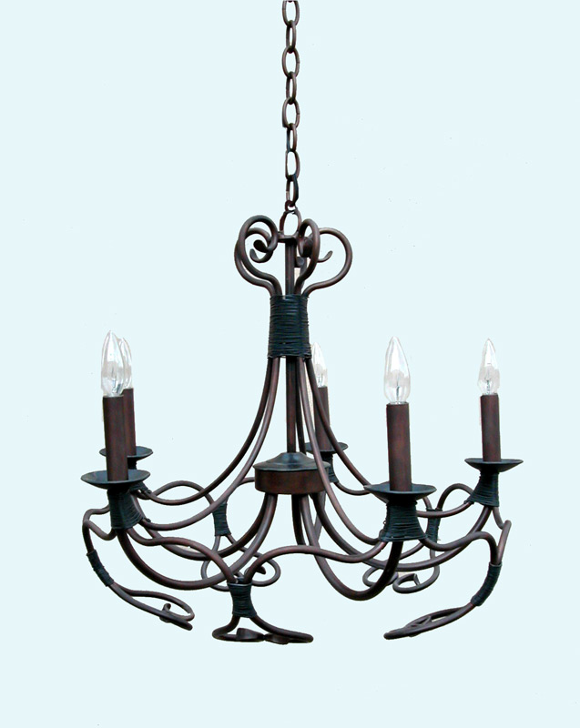 Chandelier - Designed From The Historical Record - LC663A