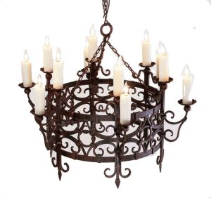 Chandelier From the Historical Record LHT0174
