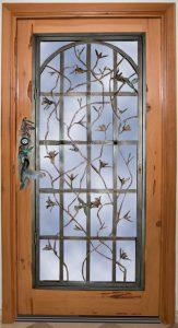 Entry Door -  Schloss Braunfels 13th Cen Germany - 3013WI
