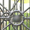 Iron Fence - Design From Antiquity - IF100