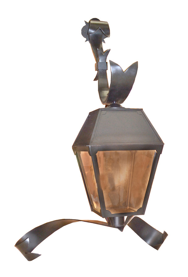 Wrought Iron Sconce - 14th Cen Europe - LS0927