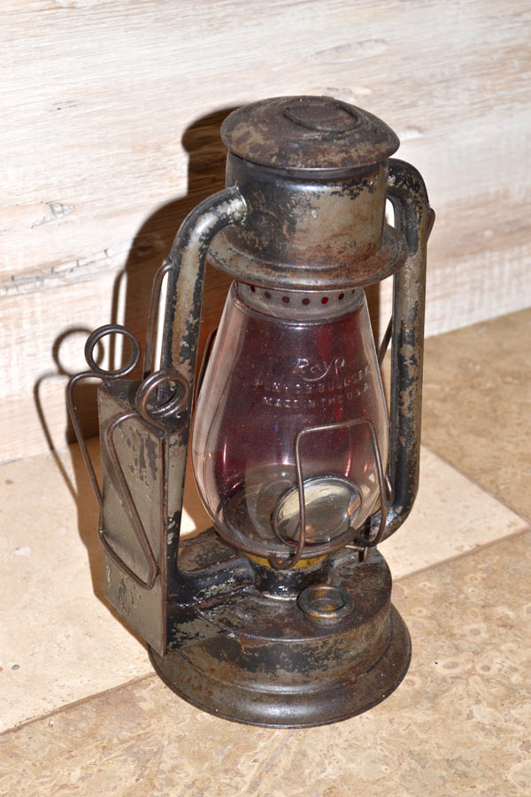 Rail Road Switchmans Lantern 1800 S