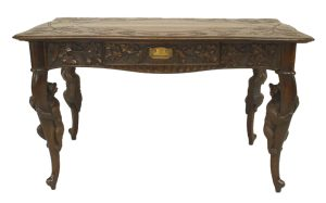 Writing Desk - Black Forest - From The Historic Record - HCWD487