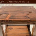 Plain and Simple Solid Wood Table, Custom Furniture - ETPS700