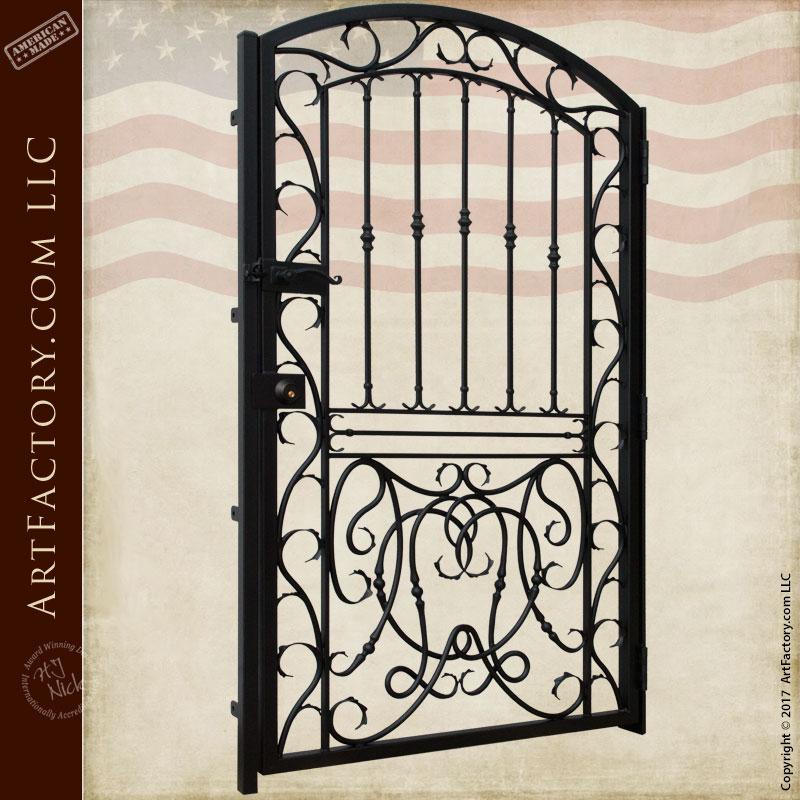 High Quality Wrought Iron Gates Harvard University
