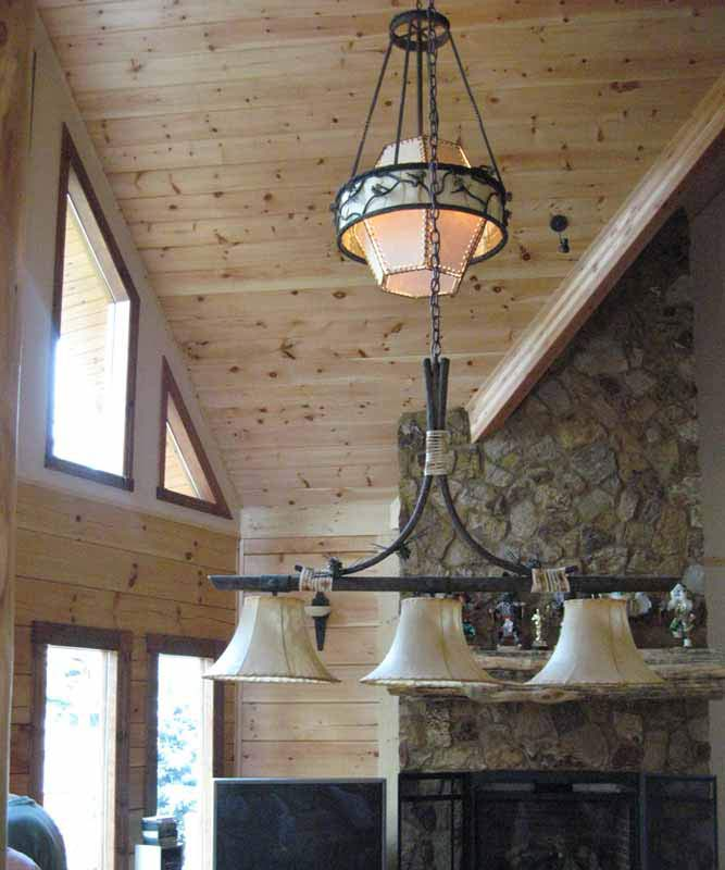 North America Lighting: Pendant Chandelier