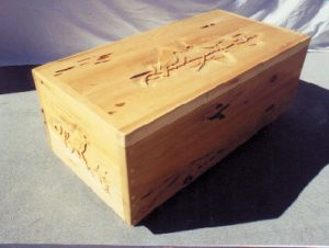 Storage Chest - Designed From The Historical Record - SWC106A