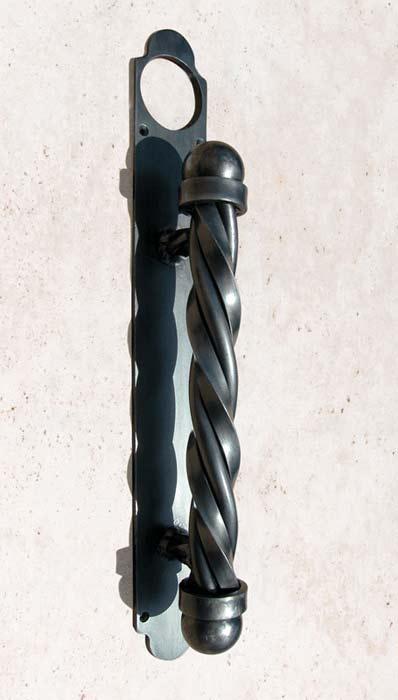 Iron Door Pulls   Custom Wrought Iron Door Pulls   Iron Door Handles ...