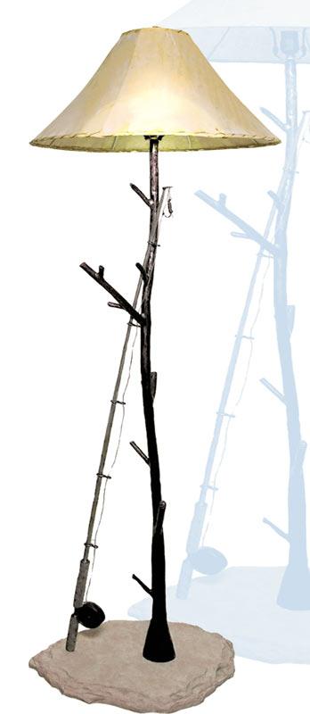 Fishing Rod Floor Lamp LF739