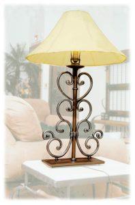 Table Lamp - Chateau de Foix 14th cen France - LT621