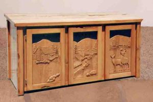 Side Board - Buffet Table - MLH566