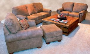Leather Couches, Sofas, Chairs, Love Seats Handmade -  LS98420
