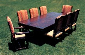 Dining Table - Castle Dining Table - SPT417