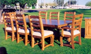 Dining Table - Castle Dining Table - SFT772