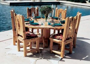 Dining Table - Castle Dining Table - SWT100
