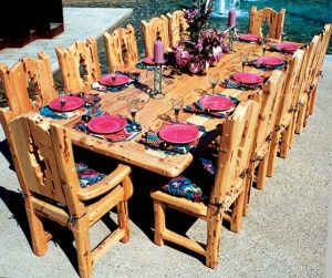 Dining Table - Southwestern Dining Table -  SWT120