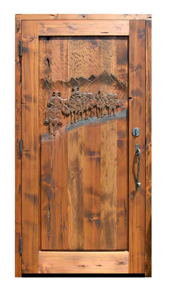 Hand Carved Doors Custom Interior Doors Wood Doors Exterior