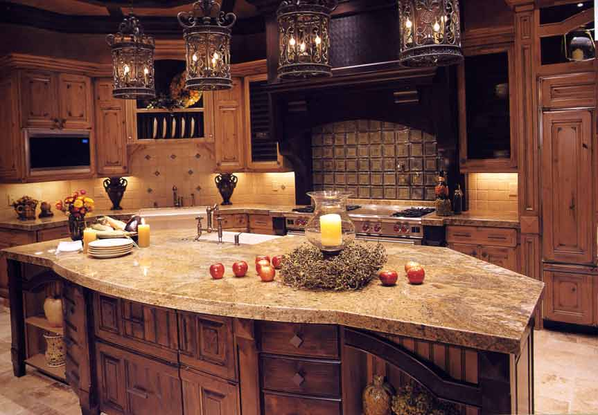 Pendant Kitchen Lighting | Island Lighting | CustomKitchen Island Lighting