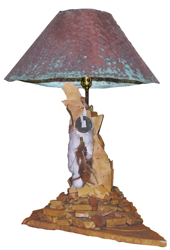 Table Lamp Stone - LT601