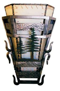 Wall Sconce Mountain Style - LS046