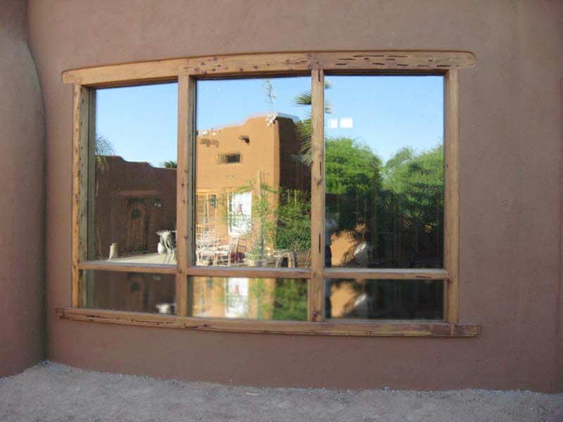 Bay Windows Large Frame Triple Bow  Windows -  7495ST
