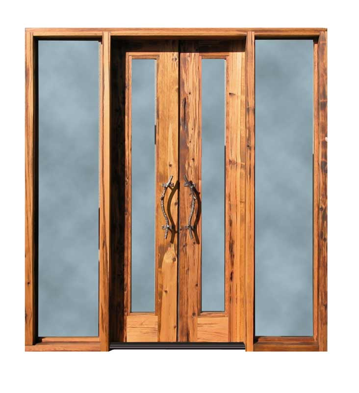 Entry Doors - Inspired by Woburn Abbey 11th Cen England - 1397AT