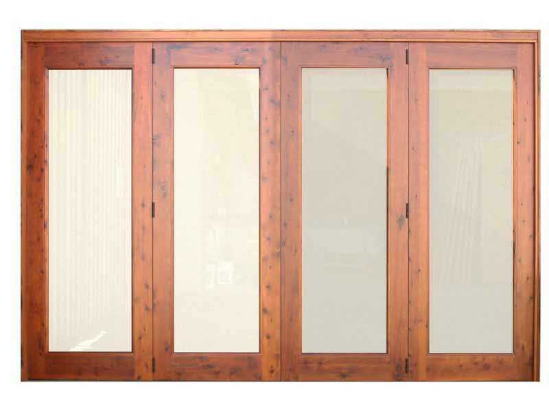 Bi-Fold Doors - Wrest Park 19th Cen England-Earl de Gray -1401GP