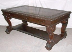 Partners Desk - Antique Writing Table Designs - ODD400